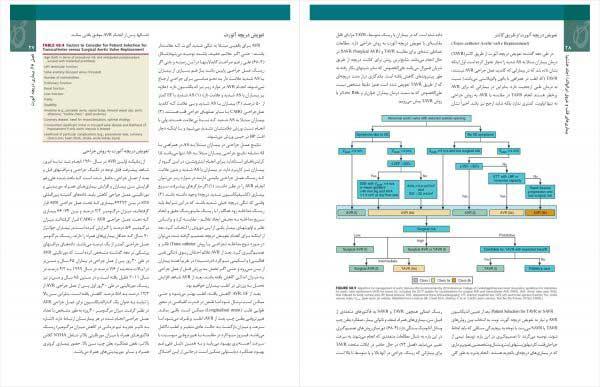 صفحه آرایی کتاب پزشکی چهار رنگ